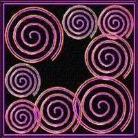 Spiral Motifs/Blocks Machine Embroidery Designs