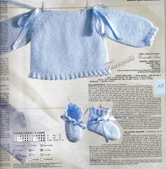 Lace on raglan lines, ruffled cuffs & hem, garter stitch, top down ~ http://2.fimagenes.com/i/5/3/2d/am_89024_1378146_941598.jpg