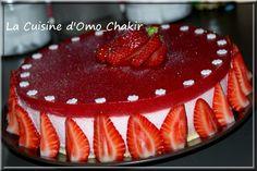"""750g vous propose la recette """"Entremet fraise citron vert au philadelphia et spéculoos"""" publiée par Omo_Chakir."""
