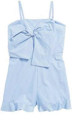 452b3498c9d Bardot Junior Jen Stripe Bow Romper Bardot Junior