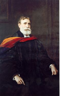 Great Reformed theologian B.B. Warfield of Princeton University. http://nickwalters.org