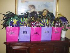Mardi Gras Bachelorette Party Ideas | Photo 19 of 30 | Catch My Party