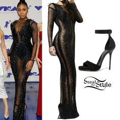 Normani Kordei Hamilton Clothes & Outfits | Steal Her Style