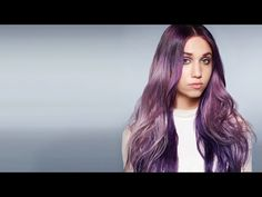 Aveda | Eclipting Hair Color Tutorial to Create Completely New ...