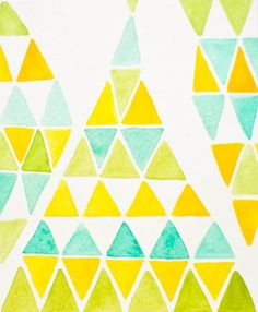 I love this pattern. I wish it was a wallpaper so I could have it on my bathroom walls.