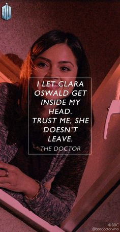 Guys, Clara and 12 were my OTP hardcore, and I'm one of those people who prefers the Doctor as more or less asexual.   There were just so amazing together, and I need to stop writing now because FEELS ;___;