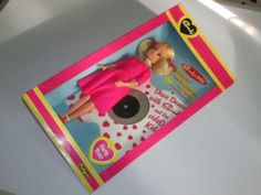 Vintage Pedigree Sindy 1981 Party Time 44743 MIB doll pink outfit