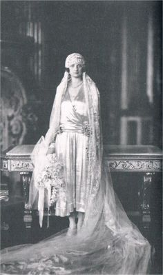Princess Astrid of Sweden married Prince Leopold in 1926