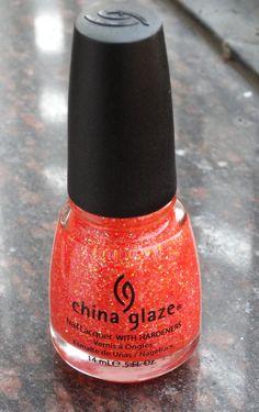 NOTD: China Glaze Mango Madness!