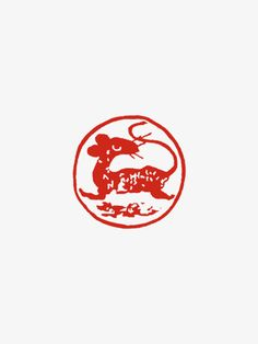 Master Uncle Liu - Mouse #Chinese Seal Carving