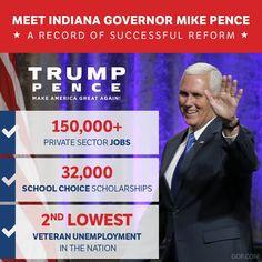 Vote Trump Pence 2016 (@TrumpPenceNews) #MakeAmericaGreatAgain