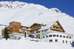 Hotel Hochsölden - heerlijk geskied!
