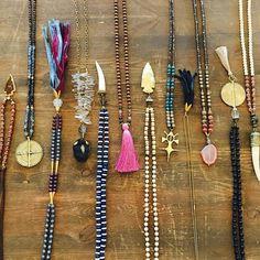 Choices. So many #fabulous choices. #makersgonnamake #fabulinadesigns #boho #wholesale #handmade #stylist #makersmovement #glamour