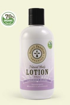 Saint Francis Organics Natural/Organic Lotion Featured in Massage Magazine's Product Directory!