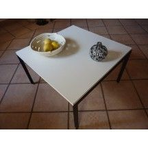 Table basse Florence Knoll blanche design #table #basse #blanc #Knoll #Florence