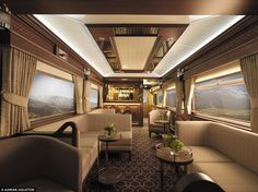 For those who love extraordinary train journeys, there's a luxurious new route launching i...