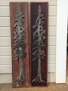 """Outstanding """"metal tree art decor"""" info is available on our internet site. Check it out and you wont be sorry you did. Leaf Wall Art, Metal Tree Wall Art, Metal Artwork, Metal Wall Decor, Plasma Cutter Art, Metal Art Projects, Welding Projects, Welding Ideas, Diy Projects"""