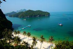 Angthong Marine National Park Thailand