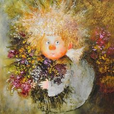 Cheap round diamond, Buy Quality diamond painting directly from China round diamond painting Suppliers: Girl painting sequins embroidery pattern cubo rubik Full Drill Round diamond painting angel Painting rhinestones Wall stickers Art And Illustration, Fable, Angel Pictures, Painting Of Girl, Picture Postcards, Diamond Art, Cross Paintings, Angel Art, Russian Art