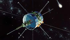 35-year-old ISEE 3 Craft Phones Home | Sky & Telescope ... ISEE-3 REBOOT PROJECT