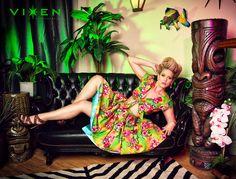 Model: Kendall Lovell Photo: VIXEN Photography Hair: Madison Jane MUA: Valerie VonPrisk