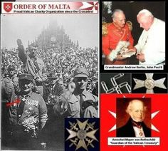 """In  this post we will cover the topic of connection between the """"Vatican"""" """"The Black Pope"""" and the """"Order of Jesuits"""" during World War II. Solid facts in plain sight.  But how many will take time to see the facts?"""