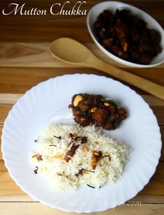 Easy Indian Recipes, Ethnic Recipes, Mutton Gravy, Dum Biryani, Vegetarian Side Dishes, Roasted Cashews, Garam Masala, Pressure Cooking