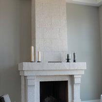 McLeod Fireplace Mantel