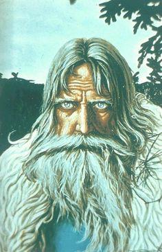 An Étude for 'A Giant'. 1976