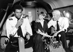 Kareem Abdul Jabbar - Airplane!