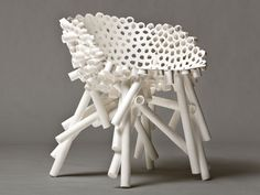 tom price: PP tube #2 chair.
