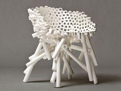 tom price: PP tube #2 chair.