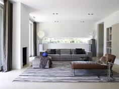 Karin Meyn | Living room; styling with sophistication