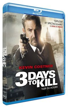 3 Days to Kill - Kevin Costner  en BLU-RAY - NEUF