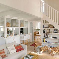 salon-con-cocina-office-y-barra-y-sofas-beige 00464968 O