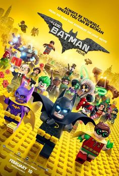 Ralph Fiennes, Will Arnett, Michael Cera, Rosario Dawson, Zach Galifianakis, and Jenny Slate in The Lego Batman Movie (2017)