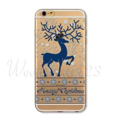 Soft Phone Cover Case For iPhone 7 6 5 SE Amazing Present Panda Christmas Hamster Heart Fundas Christmas Themes, Merry Christmas, Xmas, Iphone 4s, Iphone Cases, Christmas Cover, Iphone Models, Plastic Case, 6s Plus