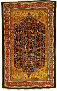 Authentic Persian Rugs Handmade Oriental Rugs Antique, Silk Rugs all from IRAN Persian Carpet, Persian Rug, Asian Rugs, Persian Pattern, Colorful Rugs, Rugs On Carpet, Handmade Rugs, Vintage Rugs, Bohemian Rug
