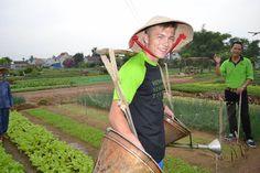 Class and culture. #VietnamSchoolTours #Ecotour #Hoian