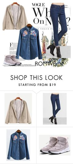 """""""Romwe 2"""" by amelaa-16 ❤ liked on Polyvore featuring romwe"""