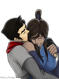 I know a lot of people don't like Korra and Mako together because of how he acts and his stand off-ish attitude towards everything. Personally, I love them together. Yes, Korra and Bolin would be just as adorable but I personally love Korra and Mako. I guess it's just my crush of Katara and Zuko that's transferring over to LoK.