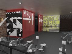 Crossfit DLX on Behance