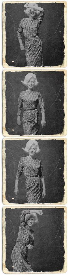 Marilyn Monroe - 1962 - Photo by Bert Stern - @~ Watsonette