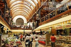 English Market Cork city Ireland