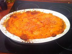 God mad og søde sager: Shepards Pie m. sweet potato