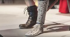 This Woman Designed The Most Creative Prosthetic Leg Ever