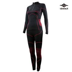 39.93$  Watch now - https://alitems.com/g/1e8d114494b01f4c715516525dc3e8/?i=5&ulp=https%3A%2F%2Fwww.aliexpress.com%2Fitem%2FSANTIC-Women-Base-layer-Thermal-Fleece-windproof-Jersey-Comfortable-Outdoor-Sports-Openwork-Underwear-Set-Size-S%2F32770505283.html - SANTIC Women Thermal Fleece Cycling Base layer Sports Underwear Windproof Running Riding Jersey Set Soft Sports Underwear