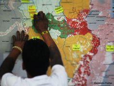 2º Encontro Xingu+ reúne lideranças indígenas e de populações tradicionais do corredor de diversidade socioambiental da Bacia do Xingu, em Altamira (PA), para debater estratégias de proteção e buscar soluções frente aos seus desafios