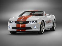 2011 Chevrolet Camaro SS Convertible Indy 500 Pace Car