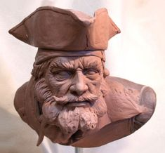 Best Timber Sculpting Methods and Tips – Fine Woodworking Tips For You Shadow Drawing, Famous Sculptures, Tiki Art, Portrait Art, Portraits, Drawing Skills, Sculpture Clay, Sugar Art, Preston
